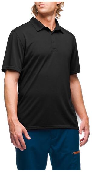 Houdini Rock Steady T-skjorte Herre Svart